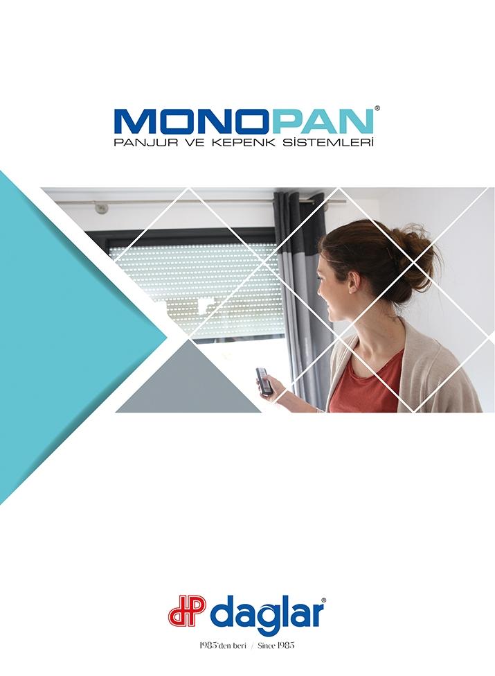 Monopan Panjur Sistemleri
